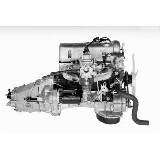 Motor M115 M123 M110 M102 OM615 OM616 OM617