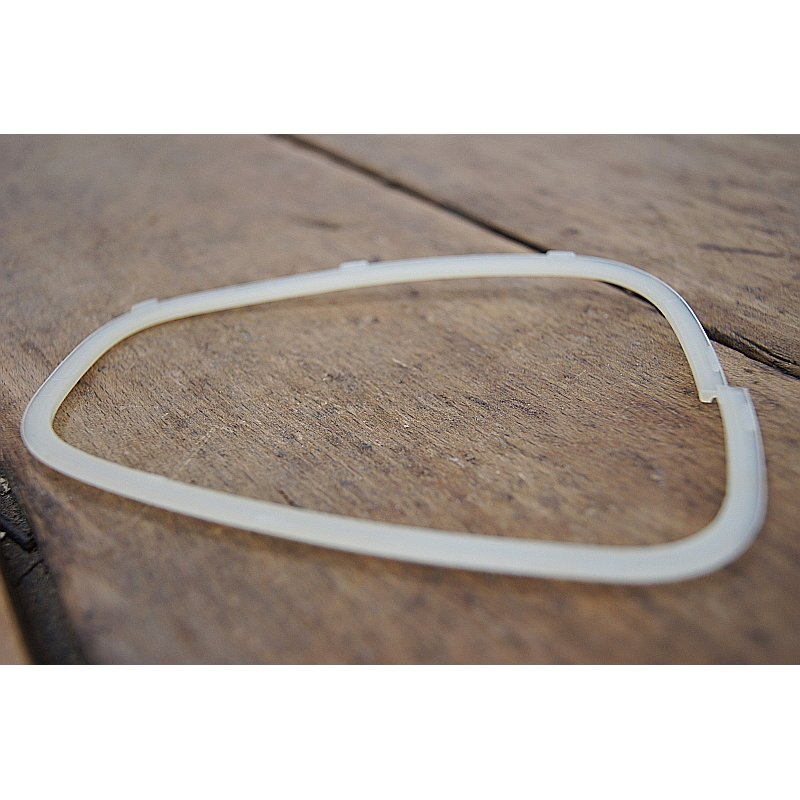 glass retaining ring , oval, 10,71